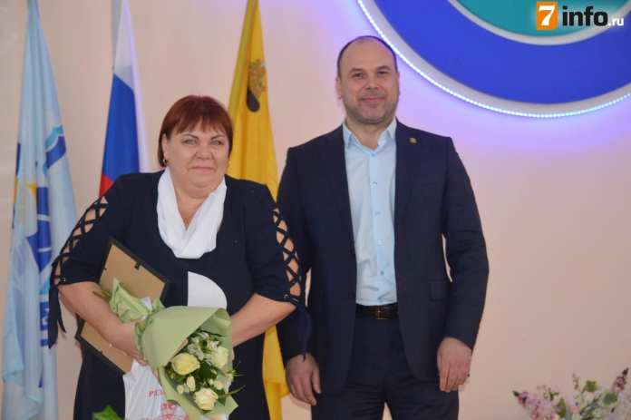 Андрей Глазунов поздравил сотрудников МП «Водоканал города Рязани» с Днём работников ЖКХ