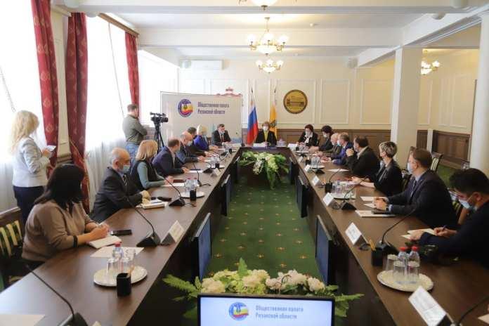 В Рязанской области открылся Общественный штаб по наблюдению за выборами в регионе