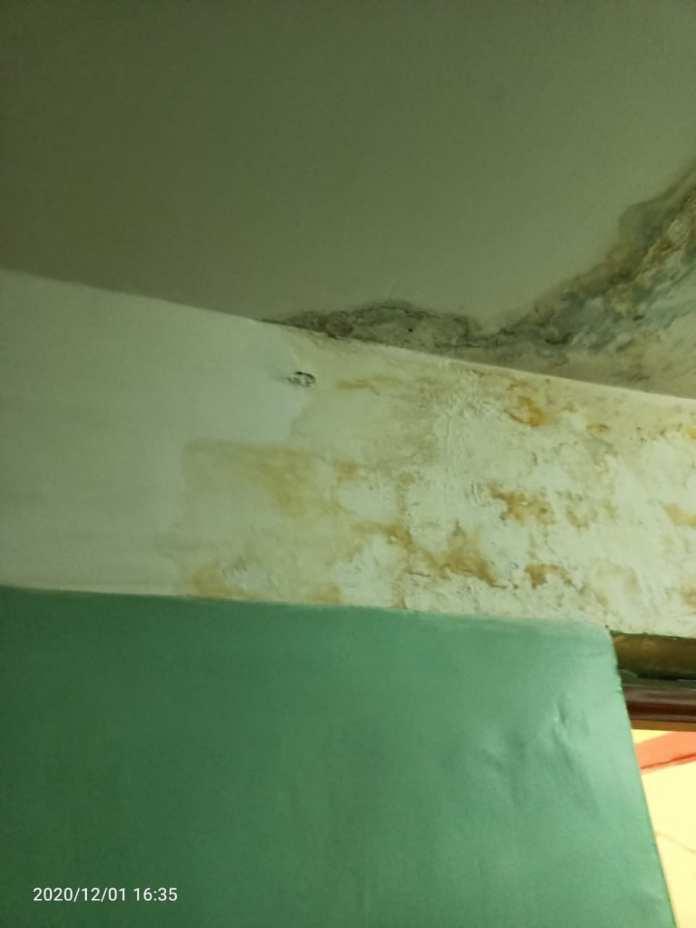 Депутат облсобрания показал ужасающие кадры с разрухой из общежития северодвинского техникума судостроения