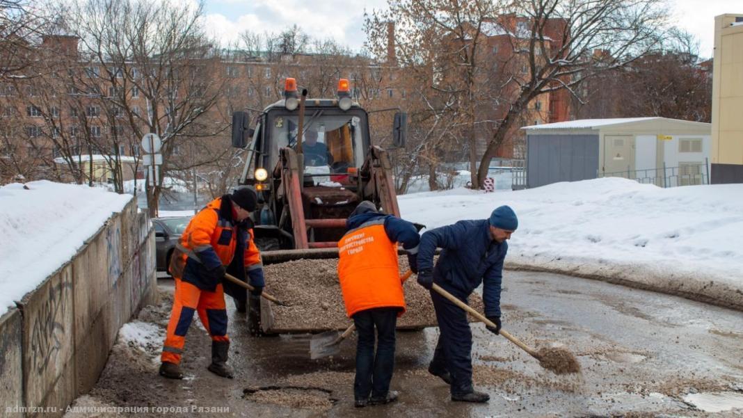 В Рязани создадут рабочую группу по контролю за транспортом и дорогами