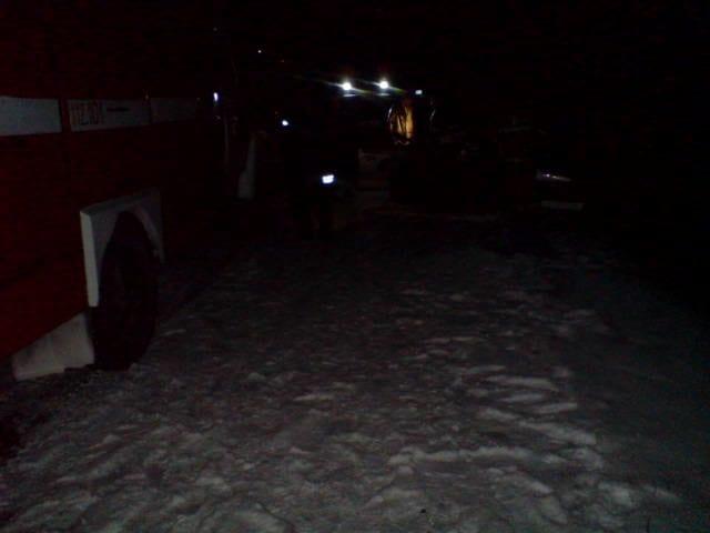 На пожаре в Шиловском районе пострадала 75-летняя женщина