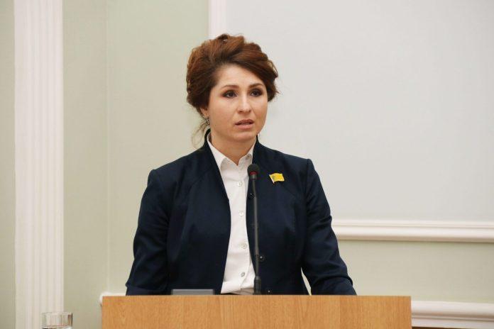 Глава Рязани Юлия Рокотянская отчиталась о своей работе в 2020 году
