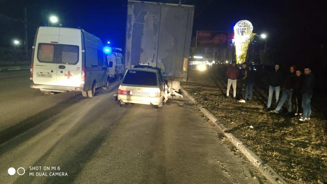 В ДТП на Московском шоссе погиб 18-летний рязанец