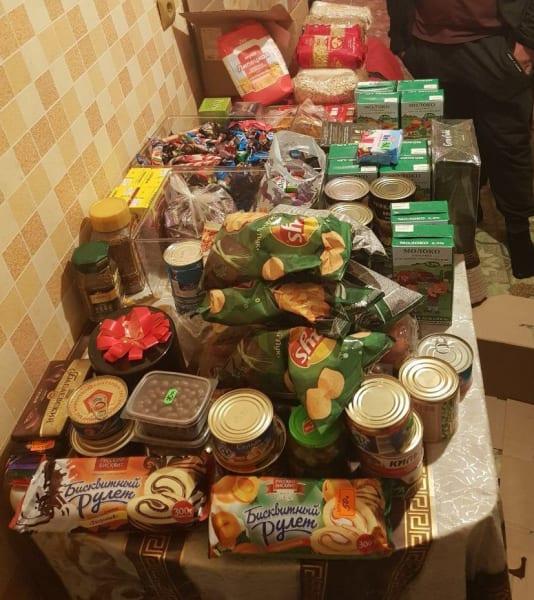 В Захаровском районе трое мужчин обкрадывали местные магазины