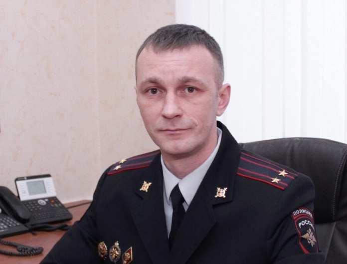 Подполковник полиции Александр Гончаров стал новым начальником УМВД по Костроме