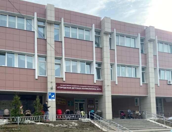 Рязанский Минздрав ответил на пост об огромной очереди в поликлинику №7