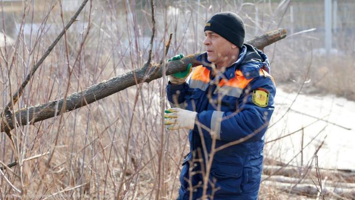 Рязанские спасатели готовятся к безаварийному пропуску паводковых вод