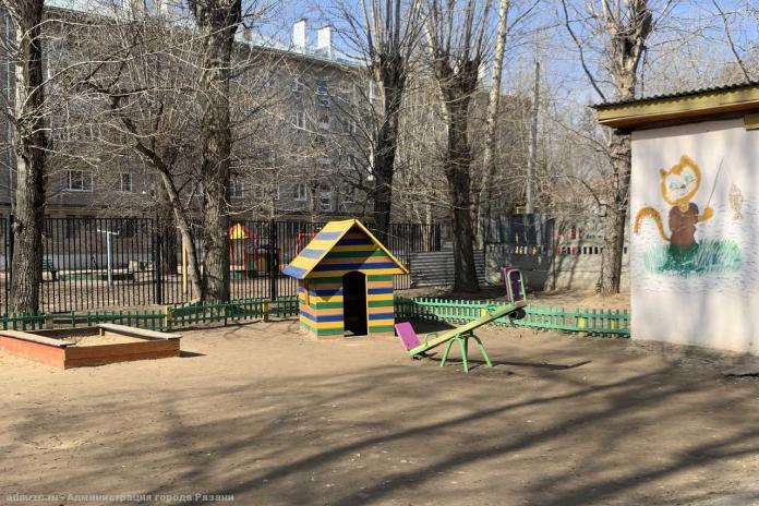 Сорокина проверила возведение пристроек к рязанским детским детсадам
