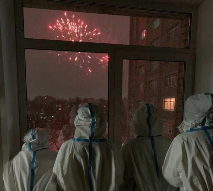 Главврач больницы назвал 8 причин благодарить за работу в «красной зоне»