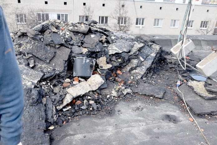 Последствия урагана в Новомичуринске сняли на видео