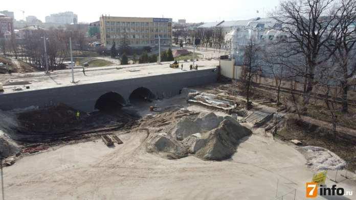 Движение по Астраханскому мосту планируют открыть в мае