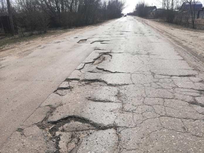Активисты ОНФ просят власти учесть мнение жителей при ремонте дороги в Рязанской области