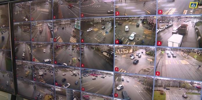 Автоматизированная система управления дорожным движением в Рязани работает на 30%