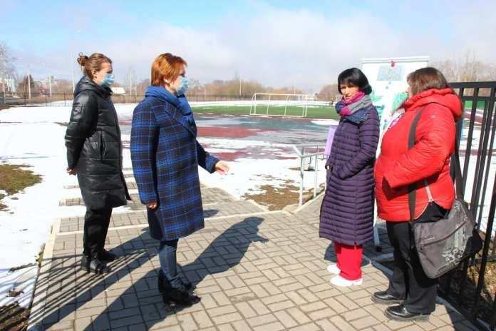 В Дашково-Песочне предложили создать единый пешеходный маршрут