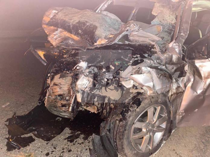 В жестком ДТП в Татарстане погибли четыре человека