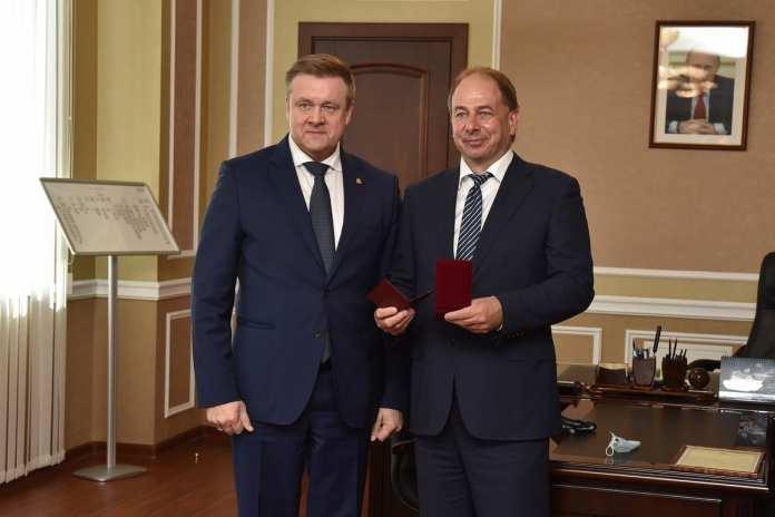 Любимов посетил рязанский приборный завод