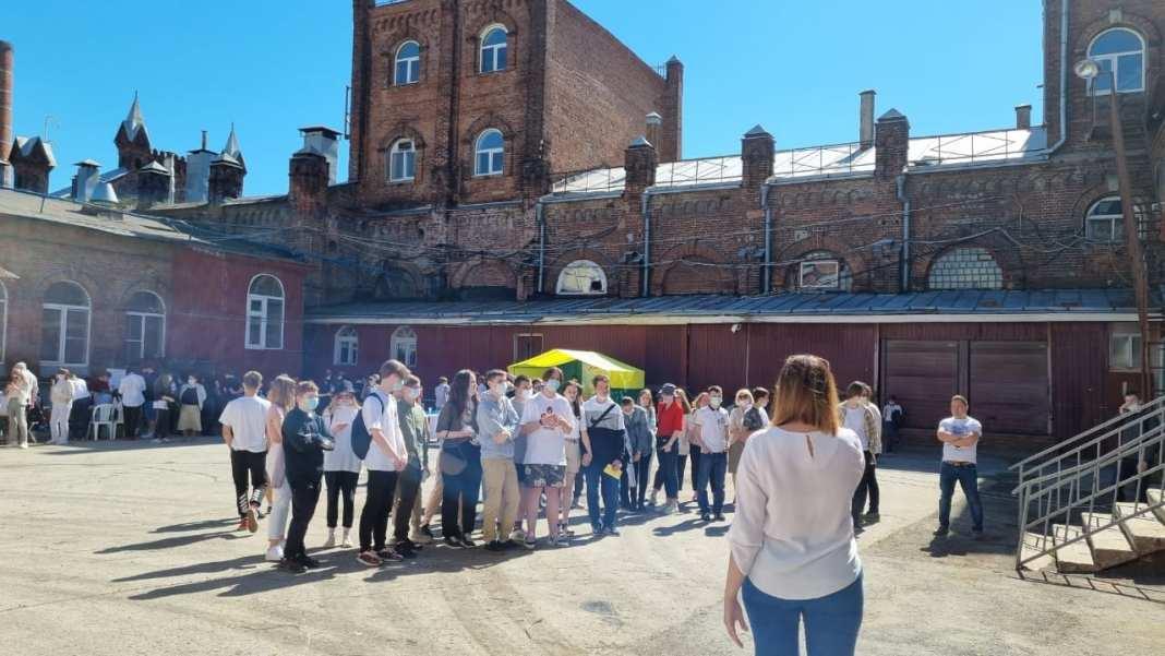 В центре Рязани запустили первый творческий кластер