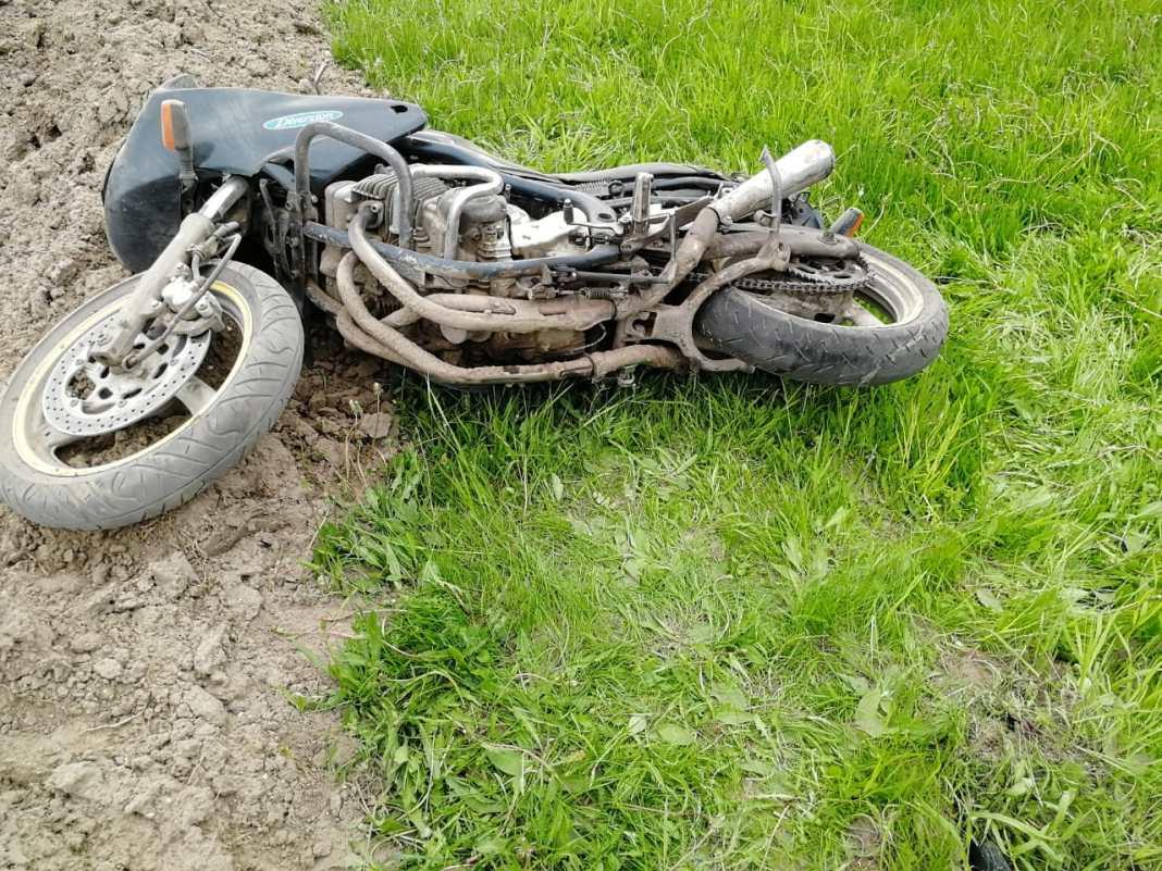 Житель Касимова разбился насмерть на мотоцикле