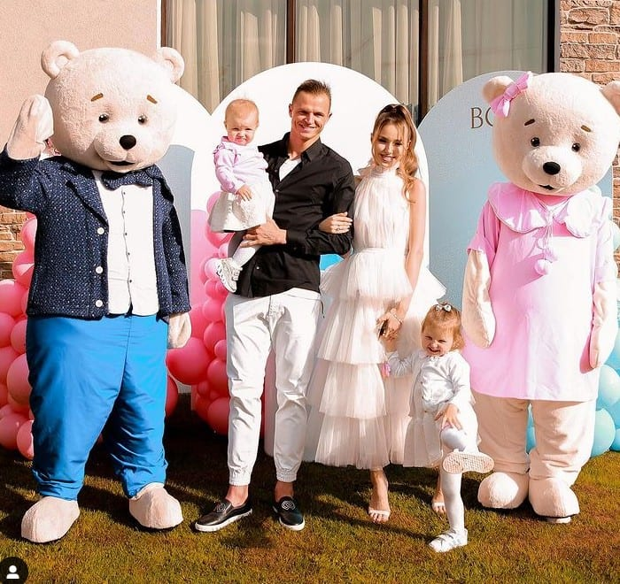 Бывший муж Бузовой станет отцом в четвёртый раз