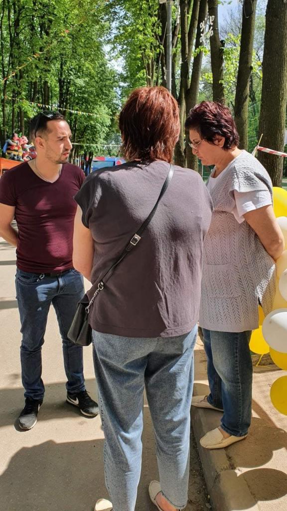 Детский автогородок в рязанском ЦПКиО закрылся сразу после открытия