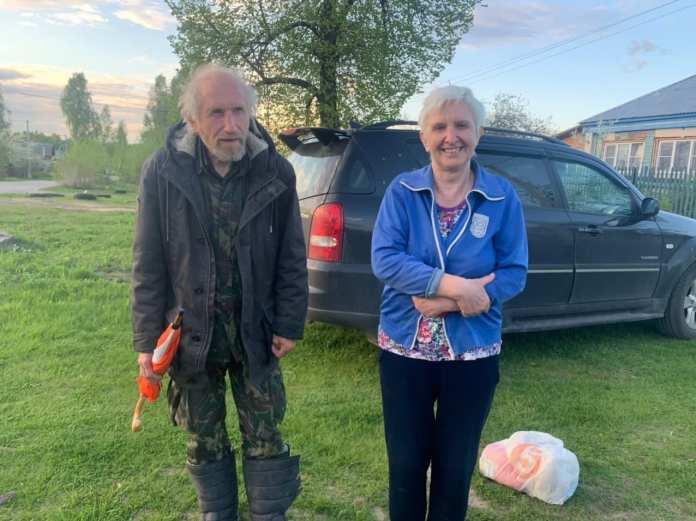 В Обнинске спустя 3 года нашли пенсионера из Рязанской области