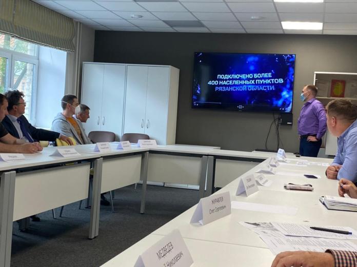 «ЭР-Телеком» подключает высокоскоростной интернет в Рязанской области