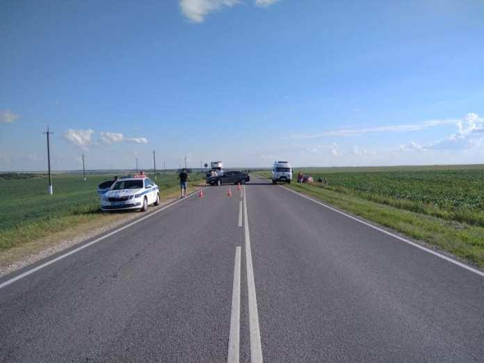 Один человек пострадал в аварии Ford и Skoda в Пронском районе