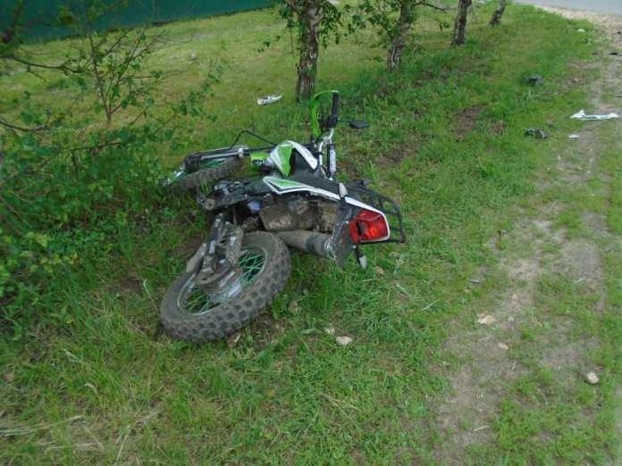 Мотоциклист из Якутии погиб в ДТП в Рязанской области