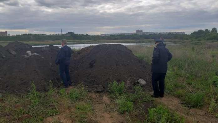 Полиция не нашла виновных в засыпке озера «Дикая утка» в Рязани