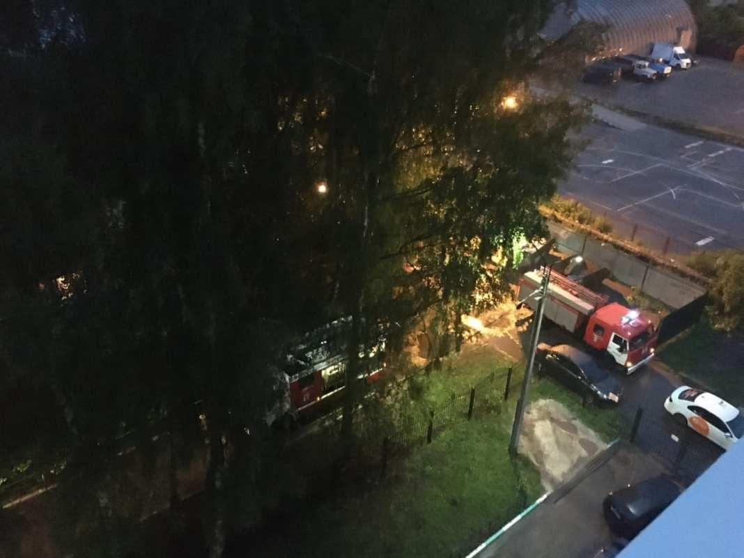 Из общежития рязанского вуза эвакуировали жильцов