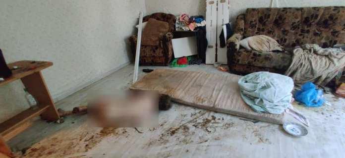 В квартире под Тверью обнаружили голую истощённую женщину