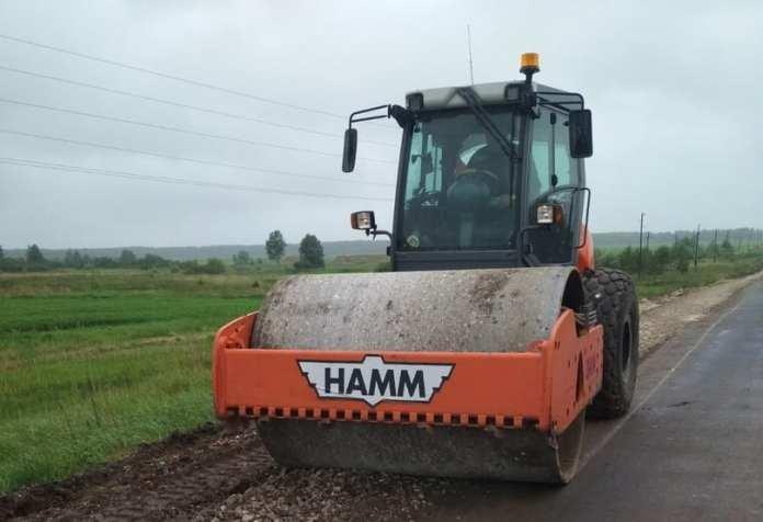 Касимовскому району выделили дополнительные деньги на ремонт дорог