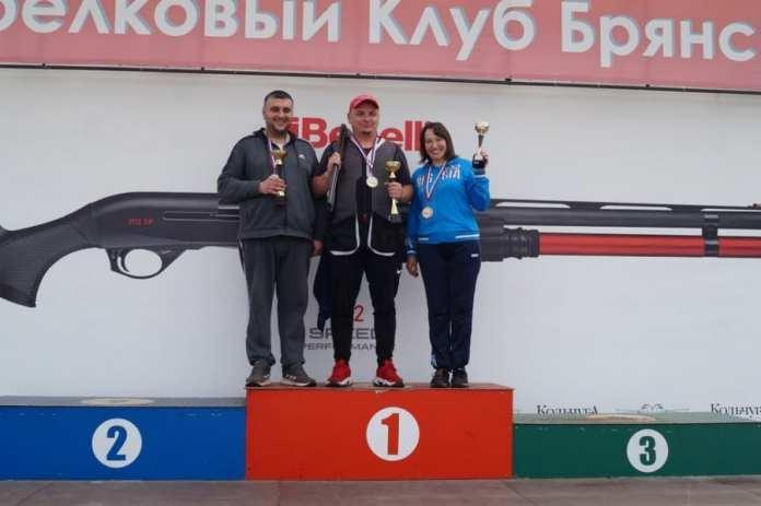 Стендовая стрельба: рязанцы покорили Брянск