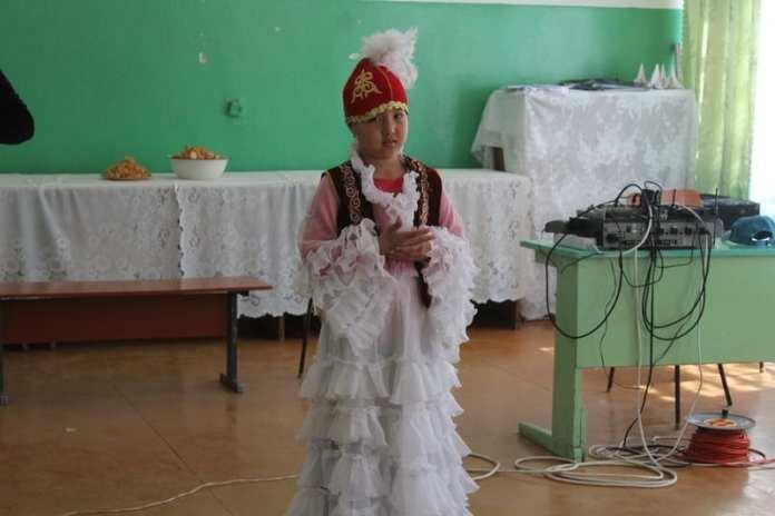 Скопинцы узнали больше о культуре Киргизии