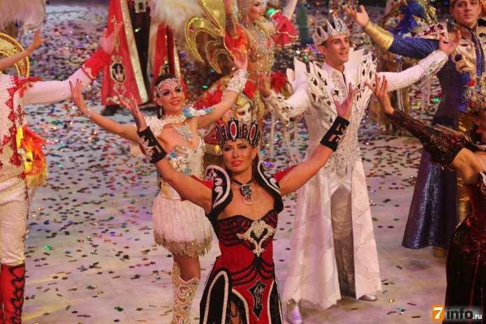 В Рязани начались гастроли «Королевского цирка» Гии Эрадзе