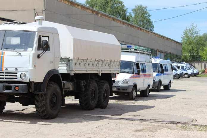 В Рязани прошли масштабные антитеррористические учения