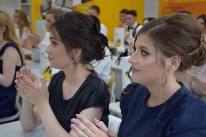 Выпускники рязанского «Роснефть-класса» стали золотыми медалистами