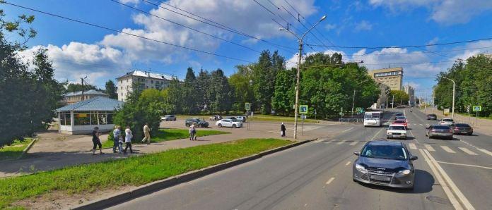 В Костроме закроют выезд на улицу Советскую с бульвара Петрковского