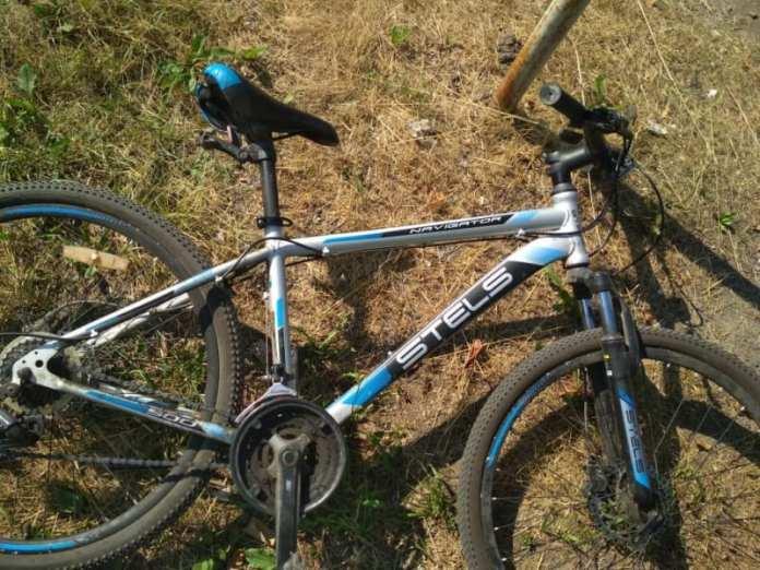 В Ухолове 15-летняя велосипедистка врезалась в автомобиль