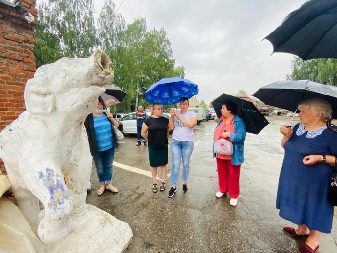 Новая скульптура слоника может украсить социальный объект в Шлаковом