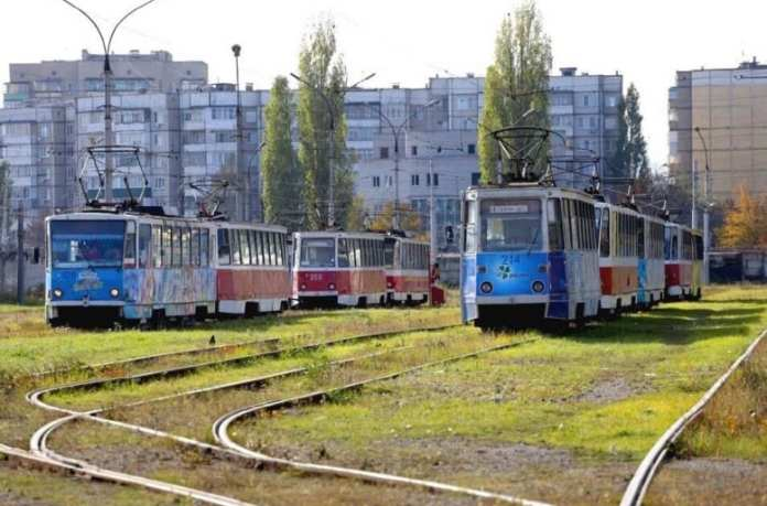 В Липецке временно приостановят движение трамваев