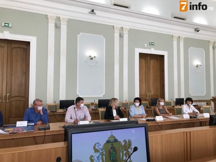 В мэрии Рязани рассказали подробности празднования Дня города
