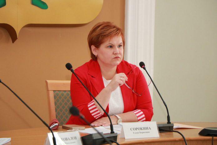Елена Сорокина высказалась о лесных пожарах в Рязани