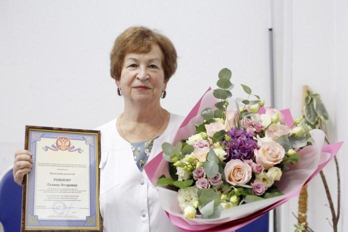 Заведующая отделения детской неврологии ОКБ им. Семашко ушла на пенсию