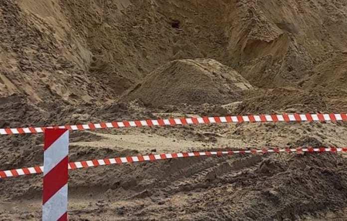 После обрушения песка на ребенка в Михайловском районе начались проверки стройплощадок