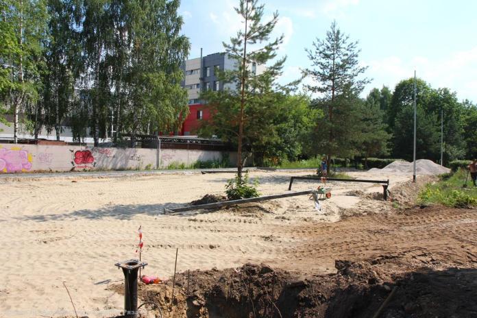 В рязанском Парке советско-польского братства по оружию установят камеры видеонаблюдения