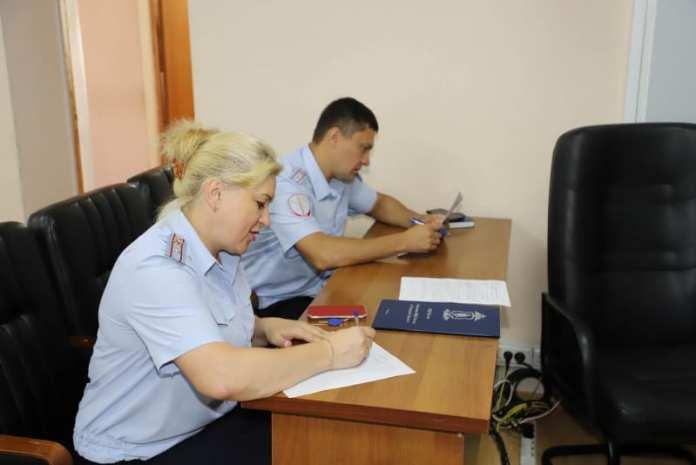 Почти 50% полицейских Рязанской области сделали прививку от COVID-19