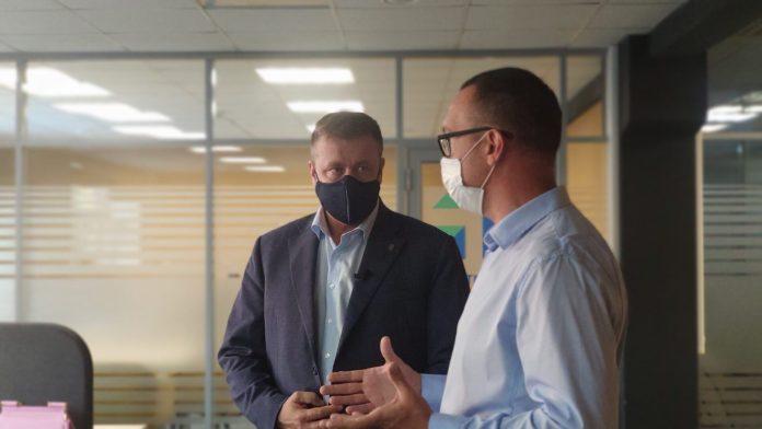 Николай Любимов посетил рабочую встречу резидентов технопарка