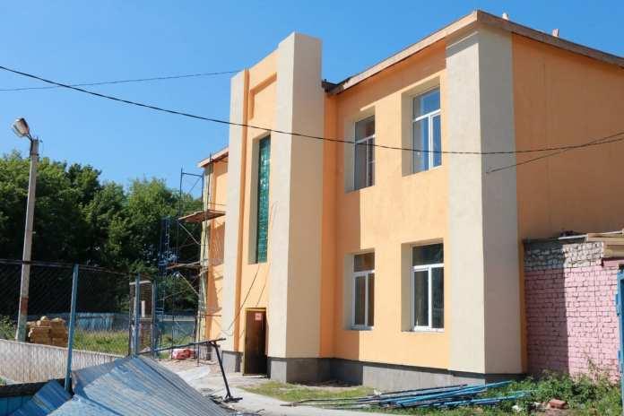 Ремонт в рязанской школе №6 планируют закончить к Дню города
