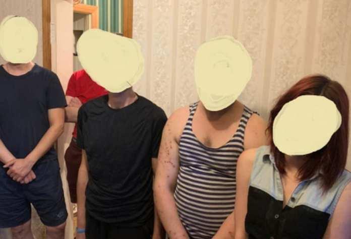 В Московском районе Рязани прикрыли наркопритон